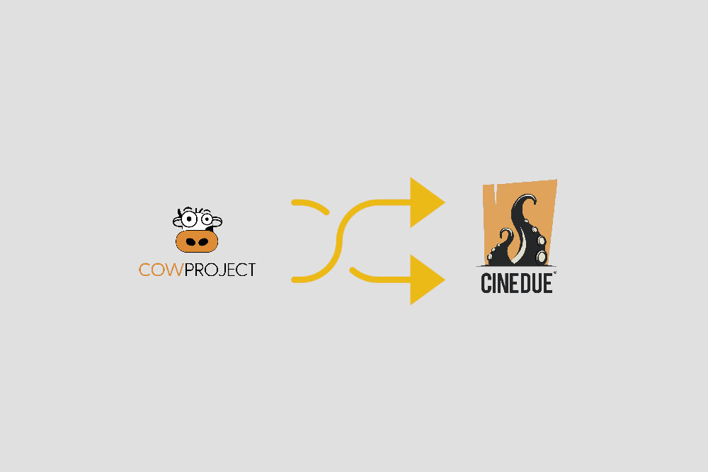 CowProject cambia pelle e confluisce in CINEDUE